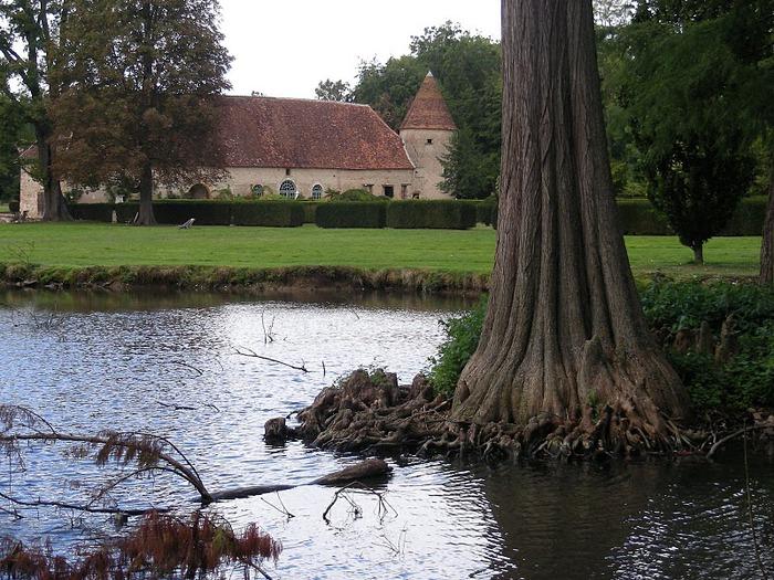 Замок де Корматэн -Chateau de Cormatin 56067