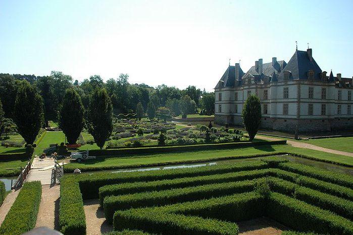 Замок де Корматэн -Chateau de Cormatin 96443