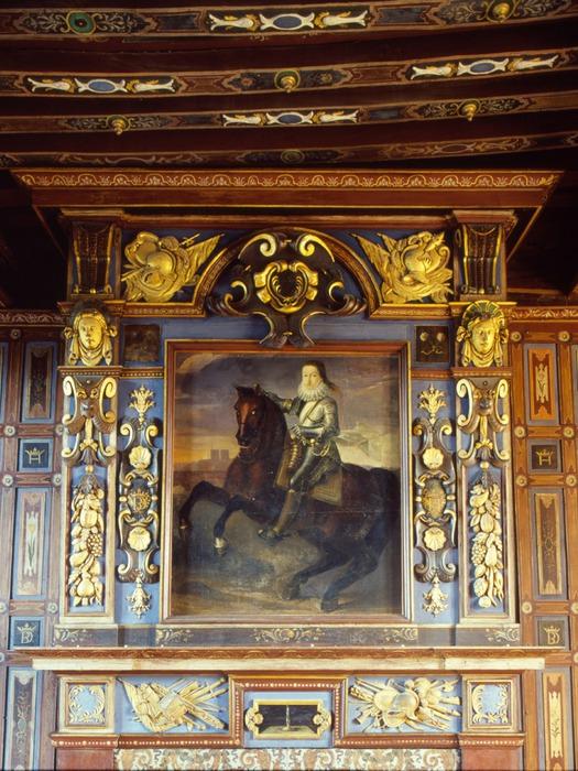 Замок де Корматэн -Chateau de Cormatin 73851