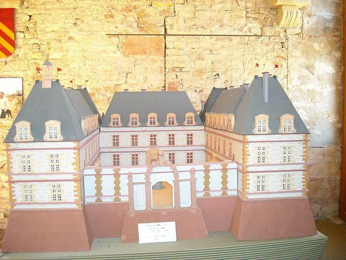 Замок де Корматэн -Chateau de Cormatin 45889