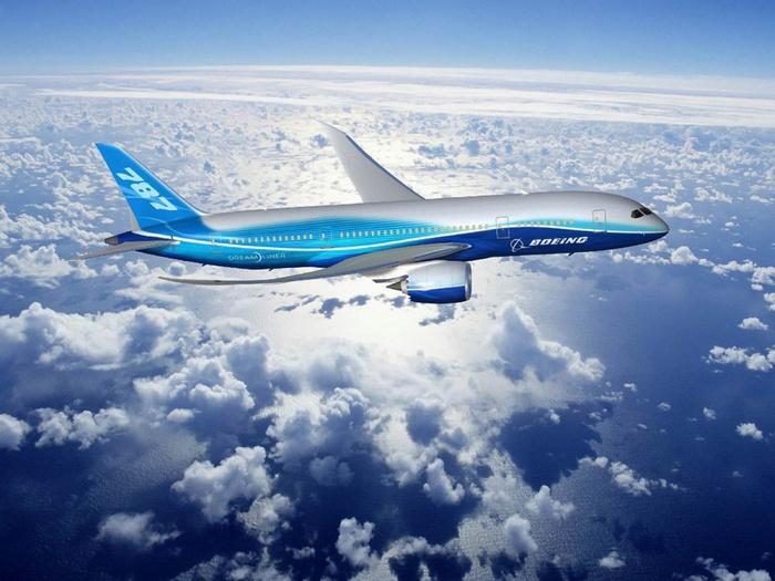 самолеты красивые фото