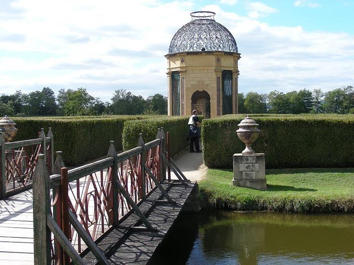 Замок де Корматэн -Chateau de Cormatin 98263