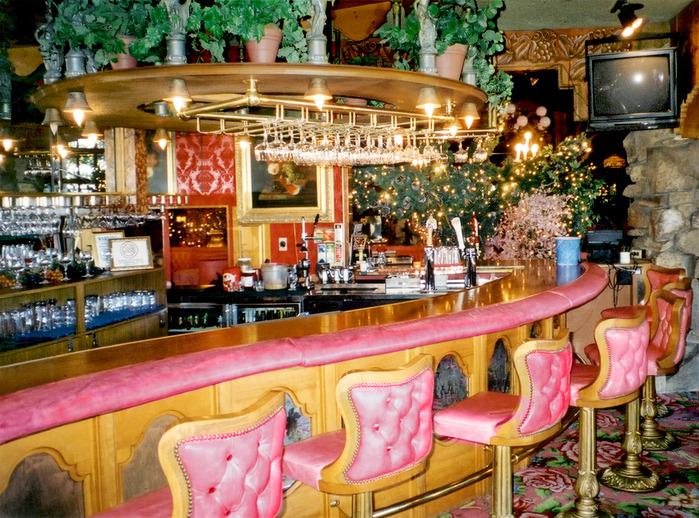 Отель Madonna Inn - Фантазии без границ 40964