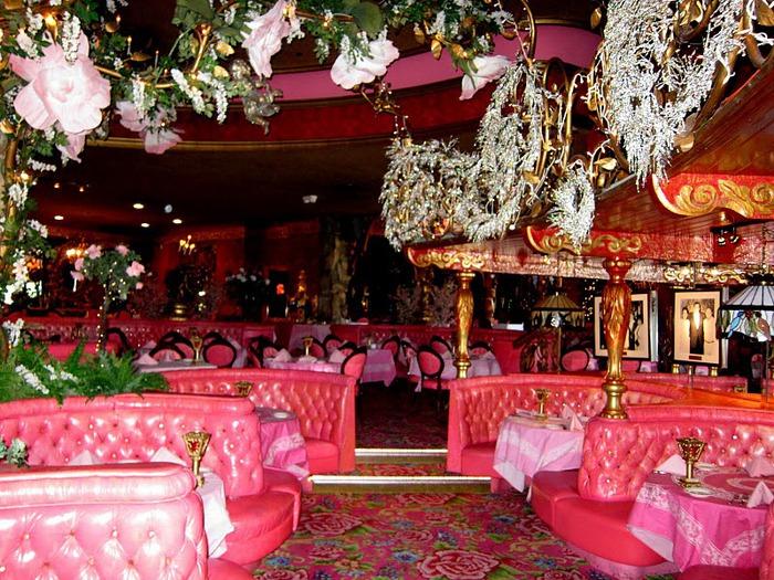 Отель Madonna Inn - Фантазии без границ 89136