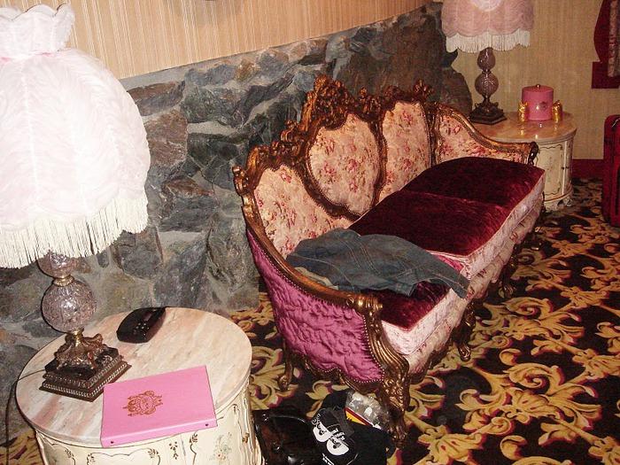 Отель Madonna Inn - Фантазии без границ 51692