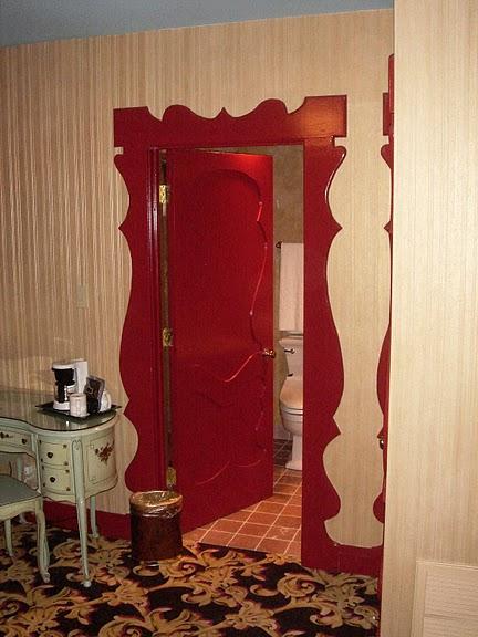 Отель Madonna Inn - Фантазии без границ 92614