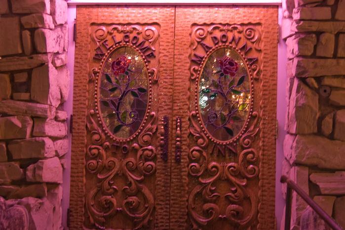 Отель Madonna Inn - Фантазии без границ 36085