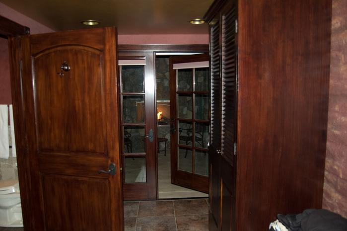 Отель Madonna Inn - Фантазии без границ 57899