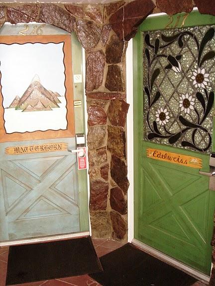 Отель Madonna Inn - Фантазии без границ 68149