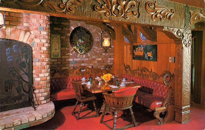 Отель Madonna Inn - Фантазии без границ 70868