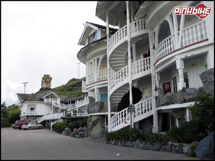 Отель Madonna Inn - Фантазии без границ 49284