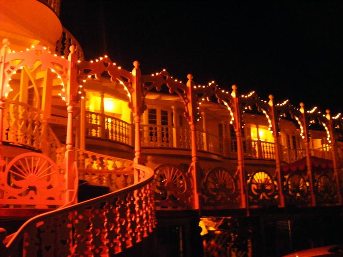 Отель Madonna Inn - Фантазии без границ 92893