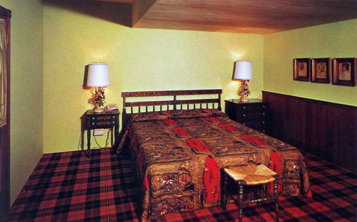 Отель Madonna Inn - Фантазии без границ 22176