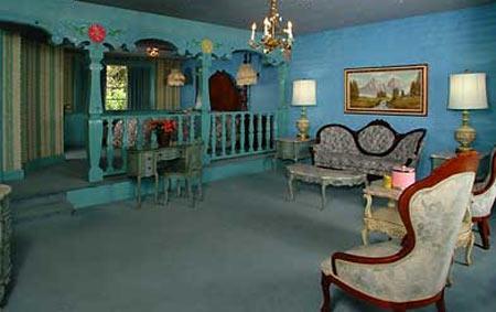 Отель Madonna Inn - Фантазии без границ 23892