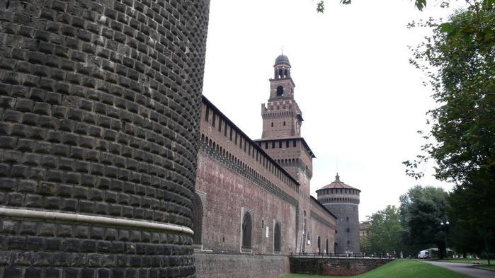 Замок Сфорца (Castello Sforzesco) 69865