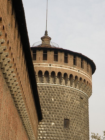 Замок Сфорца (Castello Sforzesco) 92200