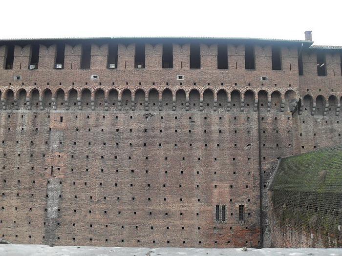 Замок Сфорца (Castello Sforzesco) 64933
