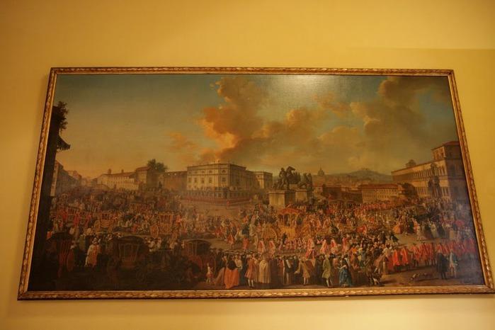 Замок Сфорца (Castello Sforzesco) 54399