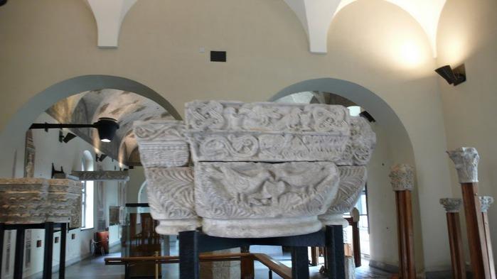 Замок Сфорца (Castello Sforzesco) 69739