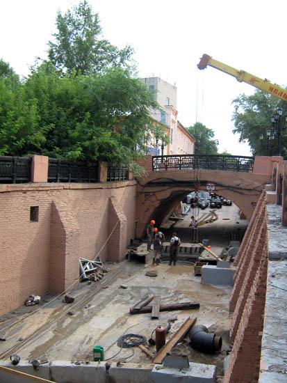 Воронеж Каменный мост