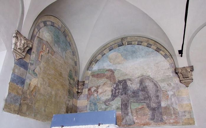 Замок Сфорца (Castello Sforzesco) 96333