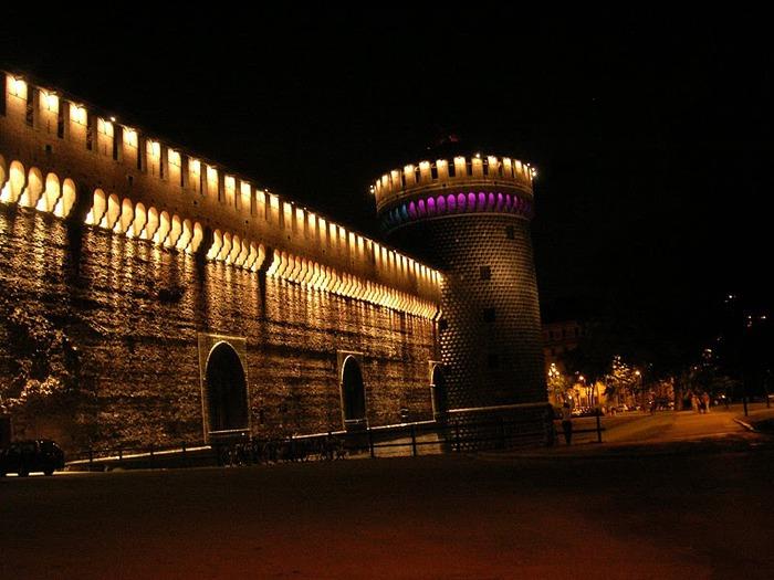 Замок Сфорца (Castello Sforzesco) 36960