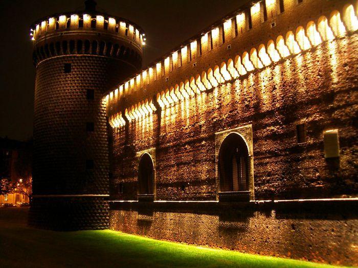 Замок Сфорца (Castello Sforzesco) 50954