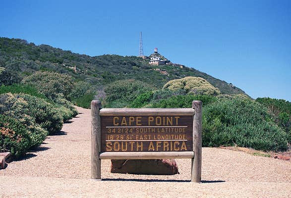 Мыс Доброй Надежды (ЮАР) 46854