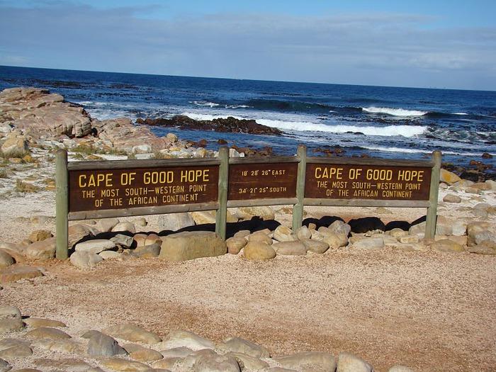 Мыс Доброй Надежды (ЮАР) 34854
