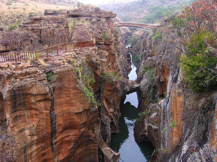 каньон Реки Блайд (Blyde River Canyon) 69894