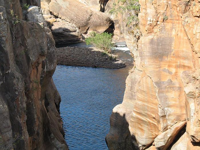 каньон Реки Блайд (Blyde River Canyon) 73866