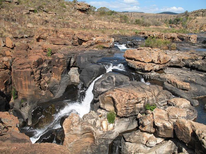 каньон Реки Блайд (Blyde River Canyon) 20629