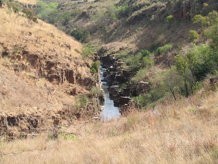 каньон Реки Блайд (Blyde River Canyon) 10644
