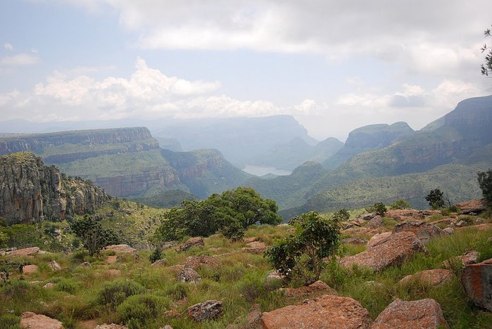каньон Реки Блайд (Blyde River Canyon) 13224
