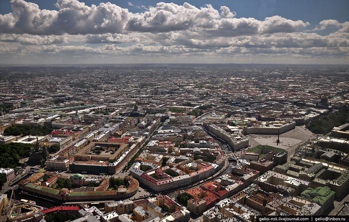питер, прогулки по петербургу, петербург с высоты птичьего полета