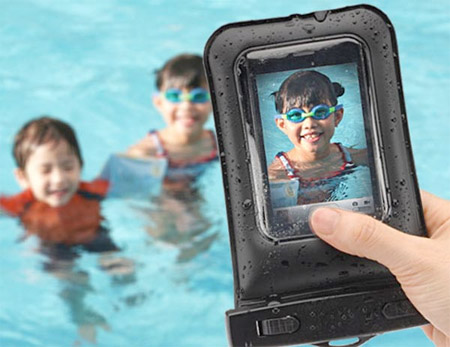 водонепроницаемый чехол для iphone