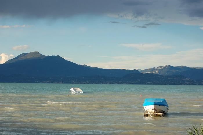 Озеро Гарда – cапфир в ожерелье озер Италии. 12117