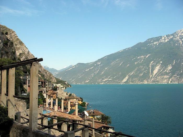 Озеро Гарда – cапфир в ожерелье озер Италии. 85257