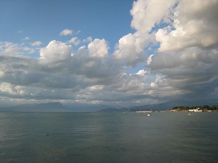 Озеро Гарда – cапфир в ожерелье озер Италии. 12520