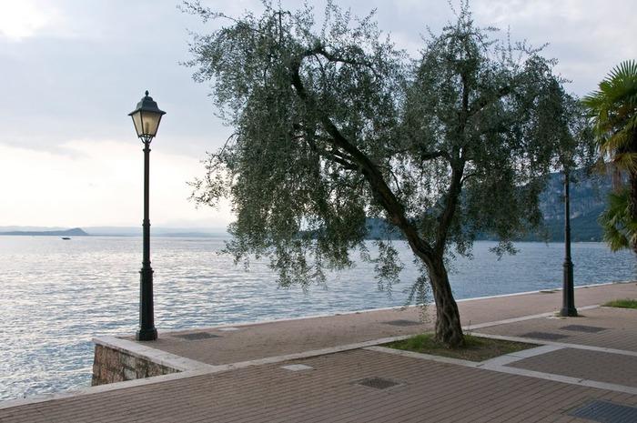 Озеро Гарда – cапфир в ожерелье озер Италии. 85630