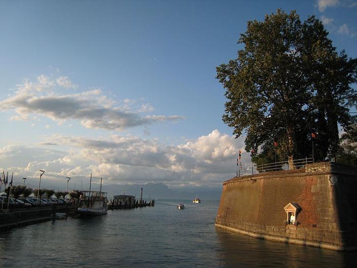 Озеро Гарда – cапфир в ожерелье озер Италии. 59131