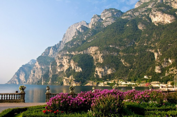 Озеро Гарда – cапфир в ожерелье озер Италии. 29277
