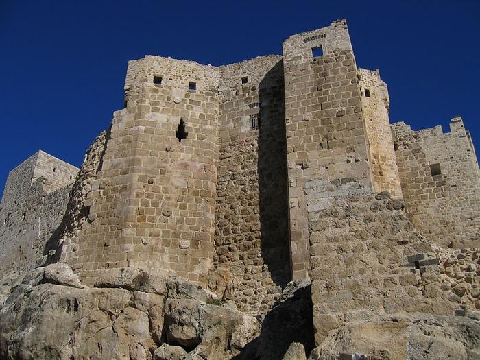 Крепость Крак-де-Шевалье или Крак де л'Оспиталь 83326