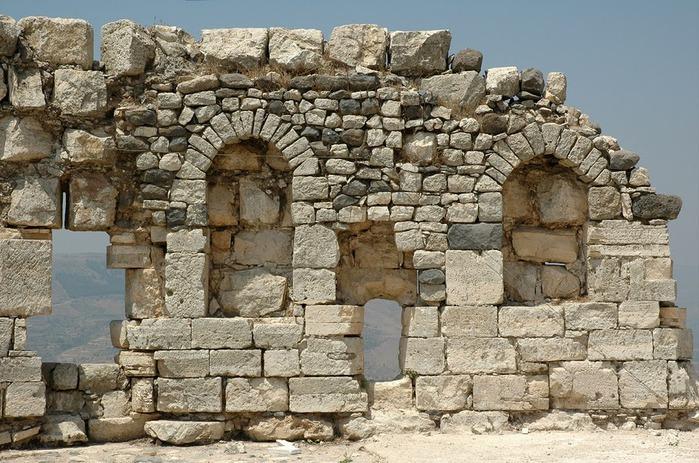 Крепость Крак-де-Шевалье или Крак де л'Оспиталь 48777