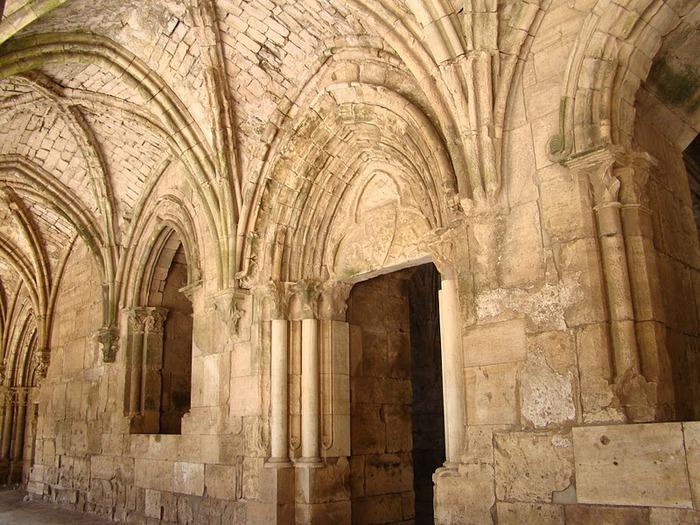 Крепость Крак-де-Шевалье или Крак де л'Оспиталь 45331