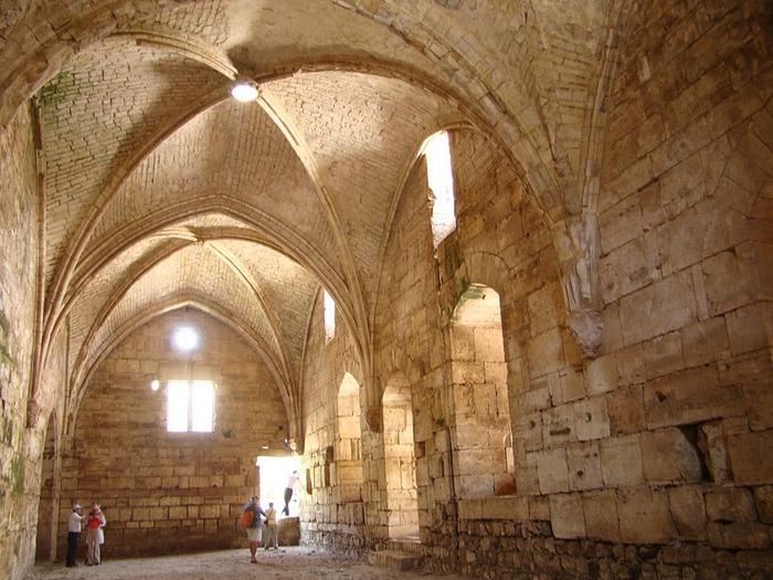 Крепость Крак-де-Шевалье или Крак де л'Оспиталь 89107