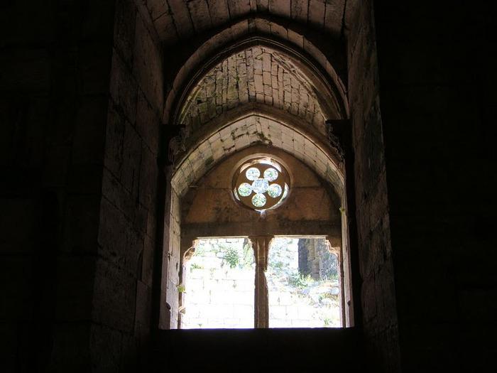 Крепость Крак-де-Шевалье или Крак де л'Оспиталь 98030