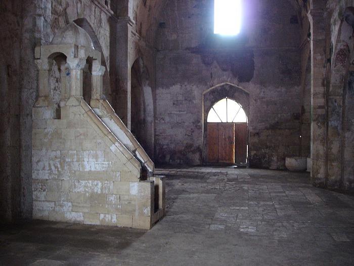 Крепость Крак-де-Шевалье или Крак де л'Оспиталь 75413