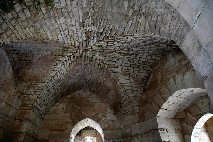 Крепость Крак-де-Шевалье или Крак де л'Оспиталь 61885