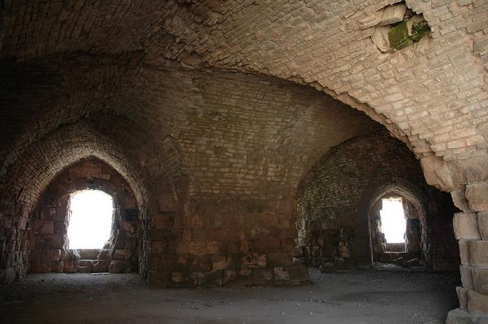Крепость Крак-де-Шевалье или Крак де л'Оспиталь 45744